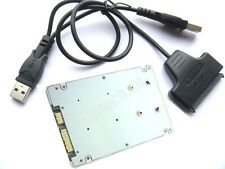Lenovo X1 Carbon Ultrabook SSD to SATA card+USB cable for sandisk 45N8296/SD5SG2