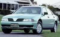 MITSUBISHI MAGNA  VERADA TJ-TH-TL- KJ-KH-KL1998-2004 WORKSHOP MANUAL