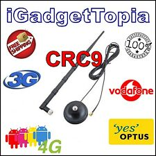 9dBi 3G 4G Antenna CRC9 for WiFi Modem/Router Broadband  Optus Vadafone Huawei