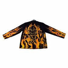New listing New Save Phace Ppe Welding Jacket Apparel Gear - Fired Up - X-Large Xl