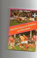 1986 GAA All-Ireland Hurling Final CORK v GALWAY Programme