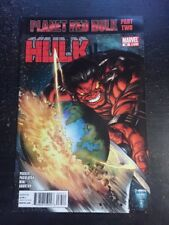 "Hulk#35 Incredible Condition 9.0(2011)""Planet Red Hulk"" Pagulayan Art!!"