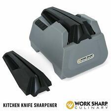 Work Sharp Culinary E2-S Kitchen Knife Sharpener
