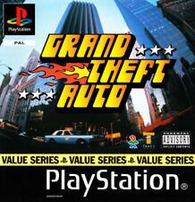 Videogiochi Grand Theft Auto per azione/avventura e Sony PlayStation 1