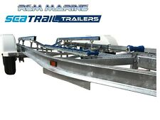 Seatrail 5.8M Tandem C-Channel Skid Boat Trailer (6.60m Long Overall)