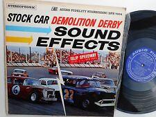 stock car demolition derby   sound effects    DFS 7034