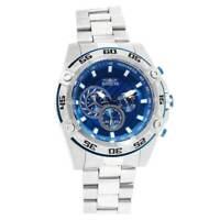 Invicta 25534 Men's Speedway Blue Dial Chronograph Quartz Watch