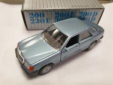 Mercedes Benz Cursor Modell 1084  NZG 200-300E D OVP Blau