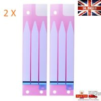2 x Battery Adhesive Glue Tape Sticker Strip For Apple iPhone 6plus / 7Plus