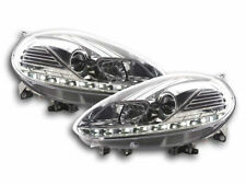 2 lights faros  4053029202258 > Fiat Punto Evo 09-, chrome