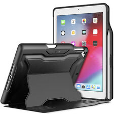 JETech Case for iPad 9.7-Inch 6th/5th Gen 2018/2017 Model with Pencil Holder