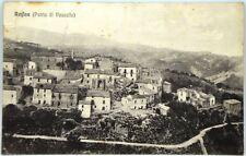 Cartolina Formato Piccolo - Regina (Patria Di Pezzullo) - Scorcio Panoramico Via