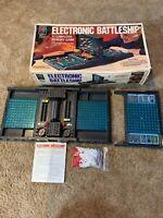 Vintage 1979 Milton Bradley MB Electronic Battleship Game 100% Working complete!