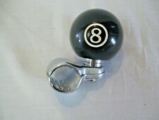 Vintage 8 BALL Suicide Steering Wheel Knob Nice Condition