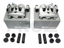 Mercedes Sprinter VW Crafter 06-18 Front Brake Caliper Carriers & Slider Pins