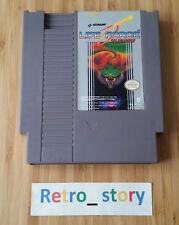 Nintendo NES Life Force Salamander PAL