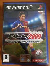 PRO EVOLUTION SOCCER 2009 - PLAYSTATION 2 PS2 USATO