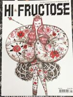 HI FRUCTOSE MAGAZINE-VOLUME 58-MARCH 2021-THE NEW CONTEMPORARY ART-BRAND NEW