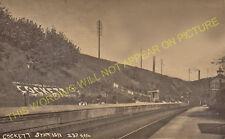 Cockett Railway Station Photo. Llandore - Loughor. Swansea to Llanelly. (2)