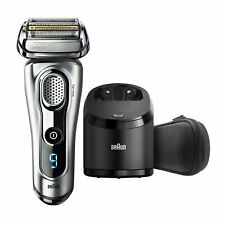 Damaged box Braun Series 9 9390cc Men's Electric Foil Shaver  Silver