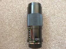 Soligor Zoom 70-150mm, F3.8, Lente, En Buenas Condiciones