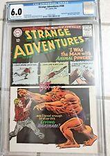 STRANGE ADVENTURES #180 CGC 6.0 Origin & 1st Animal Man!