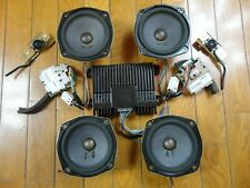 Bose 7-Piece Car Sound System *Universal* Speakers Nissan Infiniti Audi Mazda GM