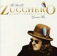 Zucchero - Best of: Greatest Hits [New CD] Germany - Import