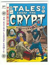 EC TALES FROM THE CRYPT #1, EXTRA-LARGE COMIC (1991)