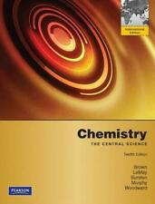 Chemistry: The Central Science: International Edition, Woodward, Patrick,Murphy,