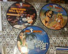 Lotto stock 3 dischi vinili TRANCE GENERATORS  YOU CAN'T STOP US 12 picture disc