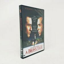 A Bronx Tale DVD NEW Robert Deniro In Stock Brand New Item Now Shipping!