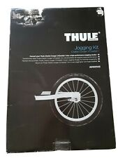 Brand New! Thule Jogging Kit. Compatible with Thule Chariot Cougar1/Cheetah1.