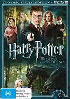 Harry Potter And The Order Of The Phoenix Year 5 DVD : NEW