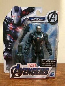Hasbro Marvel Avengers End Game WAR MACHINE Action Figure