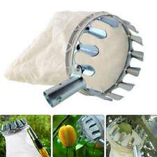 1Pcs Iron Head Basket Fruit Picker Picking tool for Picking Storage Cute Lovely