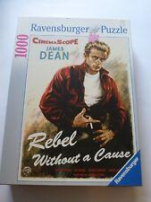 James Dean Ravensburger 1000 pieces Rebel without a Cause Puzzle