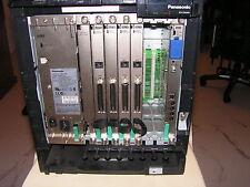 Panasonic KX-TDA100 CCU PSU and MPR 2 x KX-TDA0173, KX-TDA0172, KX-TDA0180