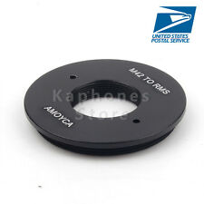 US Pixco RMS Royal Microscopy Society Lens to M42 Mount Adapter