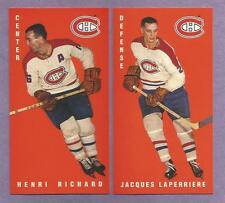 1994-95 Parkhurst 1964-65 Tall Boys Montreal Canadians Team Set