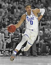 Duke Blue Devils JAYSON TATUM Glossy 8x10 Photo Spotlight Poster Boston Celtics