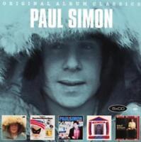 Original Album Classics von Paul Simon (2015), Neu OVP, 5 CD Set