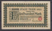 Trier - Stadt - 500 Mark