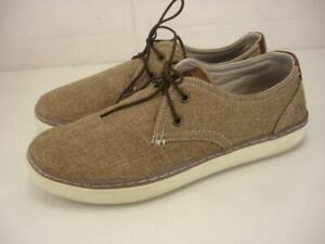 Skechers Men's sz 9 M Palen Gadon Oxfords Shoes Sneakers Light Brown Relaxed Fit