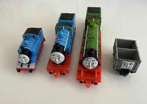 Thomas and Friends Gullane Trains Thomas Edward Henry and Troublesome Truck