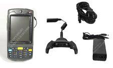 Symbol Motorola MC7090-PU0DJRFA7WR MC70 Wireless Laser Barcode Scanner PDA WiFi