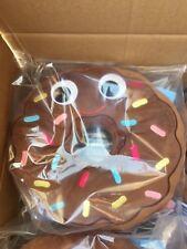 Kidrobot Yummy World Heidi Kenny Ben Chocolate Donut 10-inch