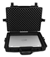 "Waterproof Laptop Case for 17"" ASUS ZenBook and ASUS Vivobook with Accessories"