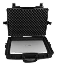 """Waterproof Laptop Case for 17"""" ASUS ZenBook and ASUS Vivobook with Accessories"""