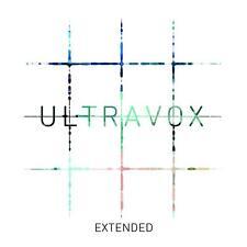 ULTRAVOX - EXTENDED (BOX SET)  4 VINYL LP NEW!